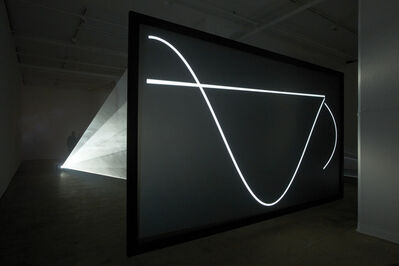 Anthony McCall, 'Face to Face', 2013