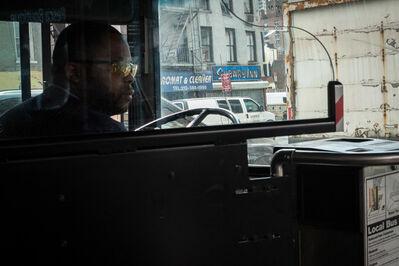 Raphael Shammaa, 'The Second Avenue Bus', 2017