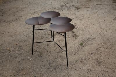 Noam Dover and Michal Cederbaum, 'Saj table'