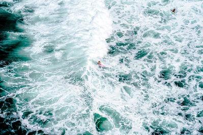 Dinesh Boaz, 'Warriors on Water''