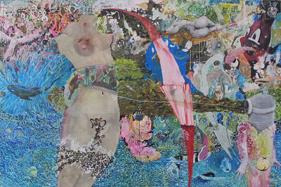 Salvador Luna, 'Elevacín sobre el nivel del mar ', 2019
