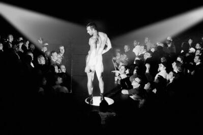 Rivka Katvan, 'Man in Spotlight'
