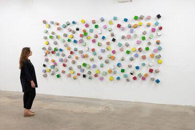 Pascale Marthine Tayou, 'Colorful Stones', 2019