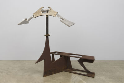 Mark di Suvero, 'Untitled', 2019