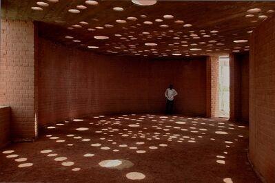 Kéré Architecture, 'School Library, Gando, Burkina Faso', 2010