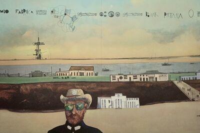 Saul Steinberg, 'Saul Steinberg, Untitled, 1970', 1970