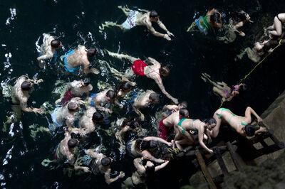 Francine Fleischer, 'Swim 9226', 2013