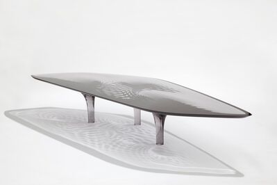 Zaha Hadid, 'Liquid Glacial Colour Coffee Table', 2012