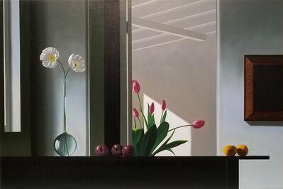 Bruce Cohen, 'Interior with Sunlit Tulips', 2017-2018