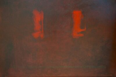 Walter Raymond Frederick, 'Cabernet memory (detail)', 1986