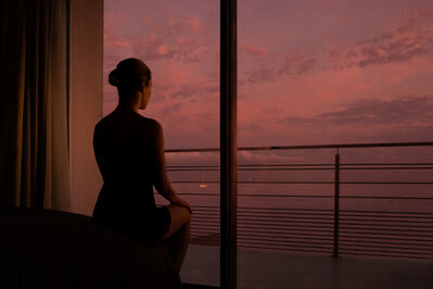 Jasna Vukos, 'Lifeboat - Hotel Room #6', 2020