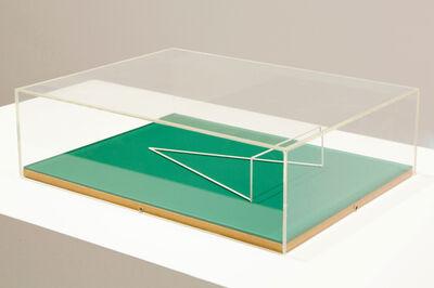 Raul Mourão, 'Pênalti/caixa', 2009