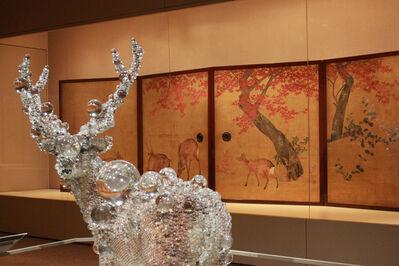 Kohei Nawa, 'Installation view of PixCell-Deer#24', 2011