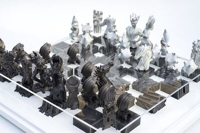 Gil Bruvel, 'Checkmate', 2014