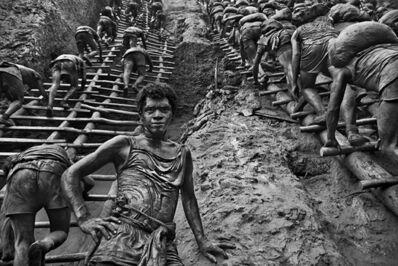 Sebastião Salgado, 'Gold Mine of Serra Peleda, Pará, Brazil', 1986