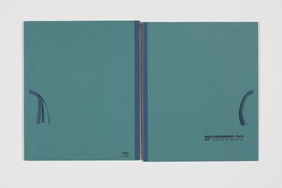 Steve Wolfe, 'Untitled (Sketchbook 8F)', 1990
