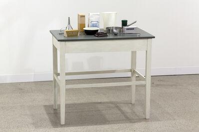Roman Ondak, 'Sated Table', 1997