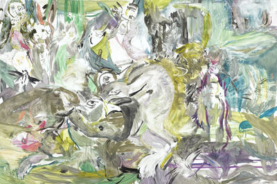 Cecily Brown, 'Untitled', 2012