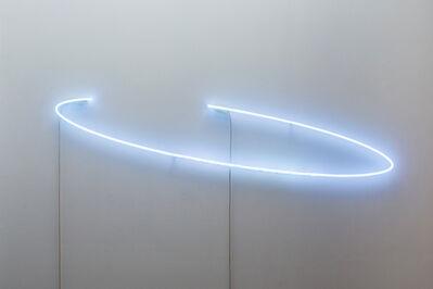 Navid Nuur, 'Untitled (broken ellipse)', 2014