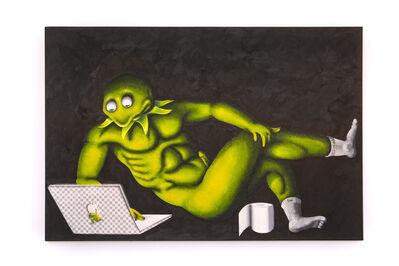 Sebastian Chaumeton, 'The Kermit of Myron ', 2019