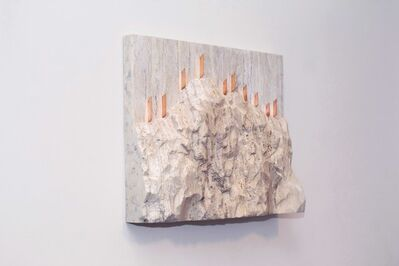 Elena Damiani, 'Rude Rocks N5', 2015