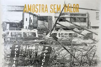 Délio Jasse, 'Sem Valor - Amostra Sem Valor', 2019