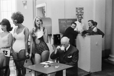 Tony Ray-Jones, 'Beauty Contest, Southport', 1967