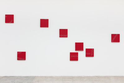 Robert Barry, 'Untitled', 2019