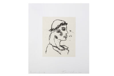 Tracey Emin, 'Beautiful Girl', 2014