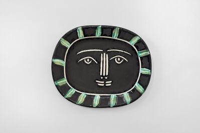 Pablo Picasso, 'Grey Face (Visage Gris)', 1953