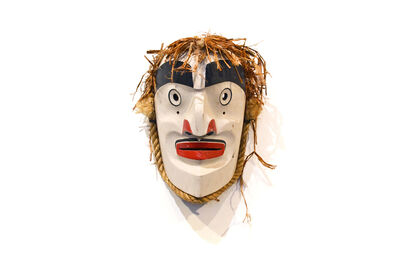 Beau Dick, 'Atlakim Mask III', 1997