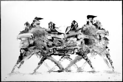 Taku Obata, 'BBoy Abstract 4', 2019