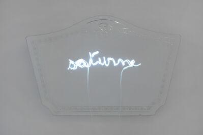 Claude Lévêque, 'Murmures (saturne)', 2013