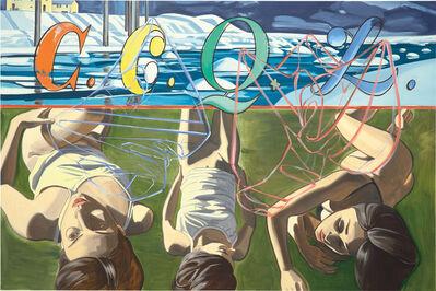 David Salle, 'C.C.Q.L.', 2009