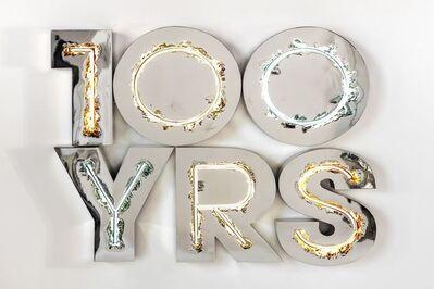 Doug Aitken, '100 YRS (neon)', 2014