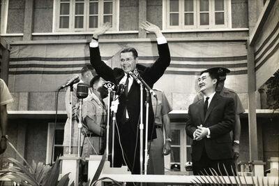 Larry Burrows, 'Secy. of Defense McNamara', 1964