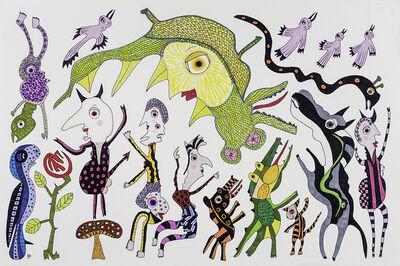 Jeanne Brousseau, 'Yellow Eye', 2020
