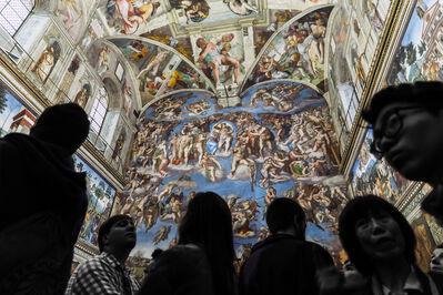 Angel Marcos, 'Vaticano 10', 2017