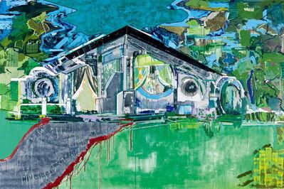 Jin Jinghong 金景鸿, ' Courtyard', 2018