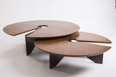 Decarvalho Atelier, 'Contemporary Round Coffee Table, Large', 2017