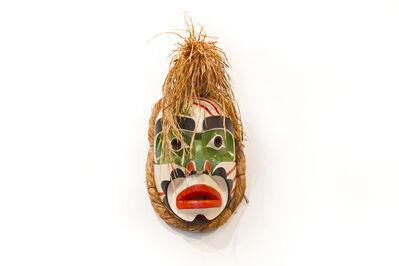 Beau Dick, 'Atlakim Mask I', 1997