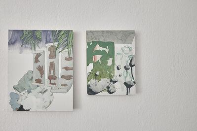 Titania Seidl, 'Bananenblätter', 2015