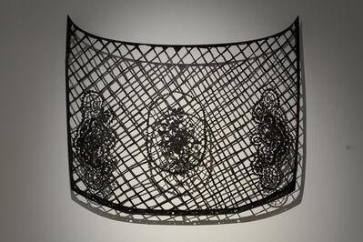Cal Lane, 'Veiled Hood #6', 2014