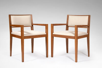 Jean-Michel Frank, 'Pair of Armchairs', ca. 1930