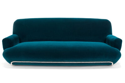Mattia Bonetti, 'Pearl Necklace sofa', 2018