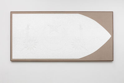 Paul Fägerskiöld, 'Untitled (White Flag)', 2016