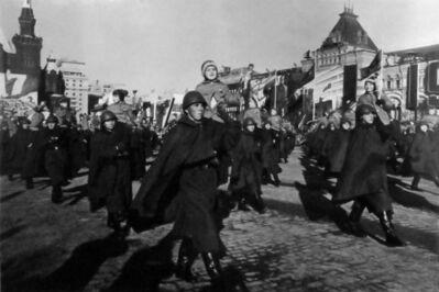 Dmitri Baltermants, 'Parade of the Next Generation', 1964
