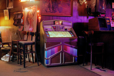 Christian Patterson, 'Lamplighter Jukebox', 2004