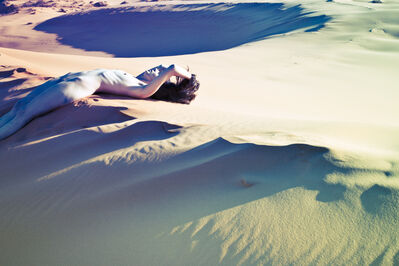 Teresa Flowers, 'Dunes Nude #10', ca. 2012