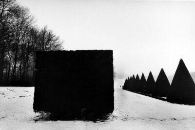 Martine Franck, 'The Park at Sceaux, Hauts-de-Seine, France', 1987